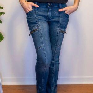 BCBG blue jeans